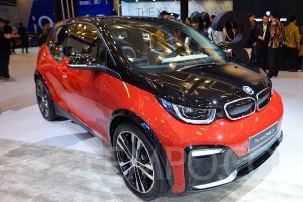 Mobil Listrik BMW