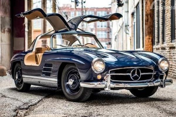 Merawat Mobil Klasik