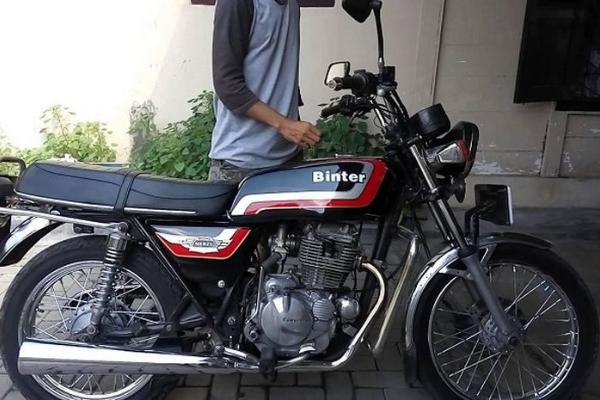 motor klasik pilihan terbaik
