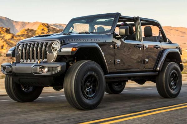 mobil Jeep paling mahal