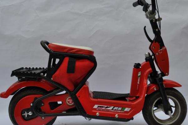 skuter listrik terbaru
