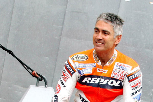 Pembalap MotoGP 500CC