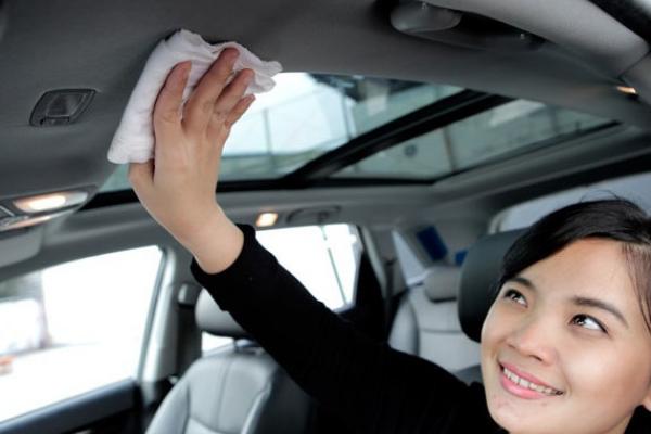 Tips Merawat Interior Mobil